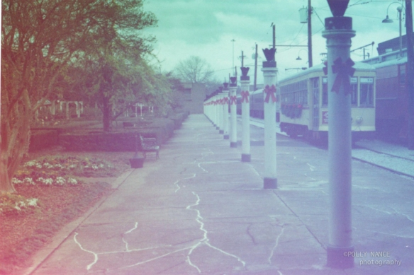 Chattanooga Choo Choo Hotel. Polly Nance. Film photograph. 2012.